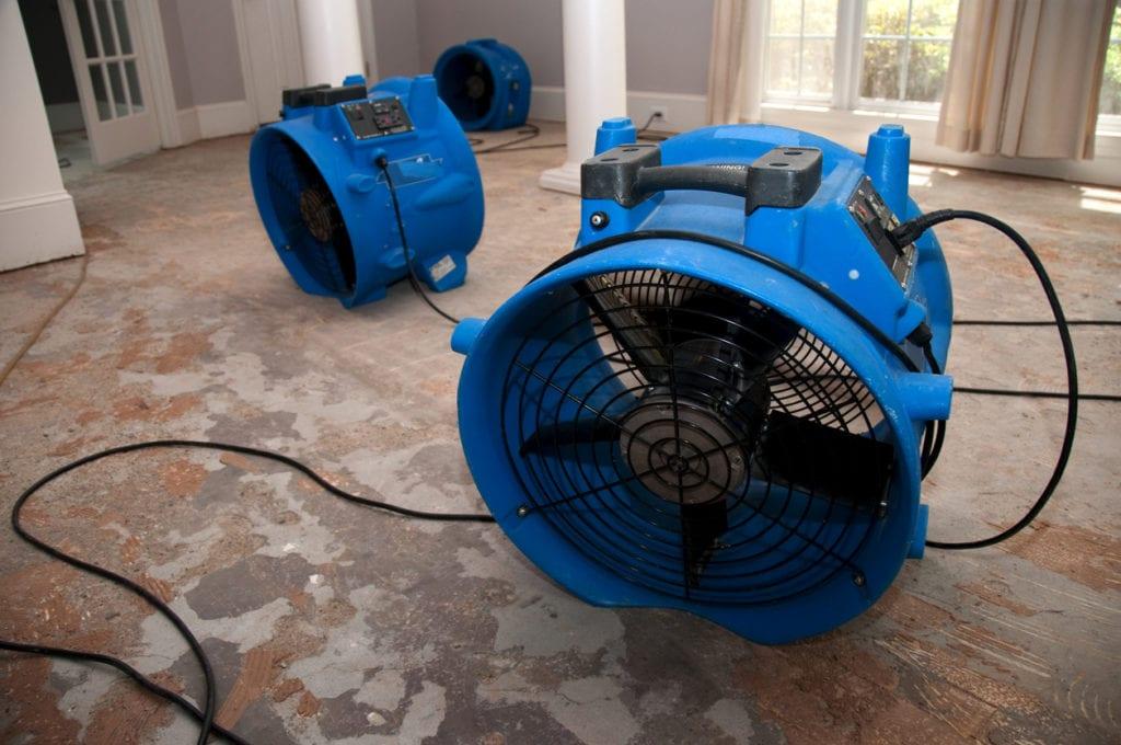 sewage flood home restoration