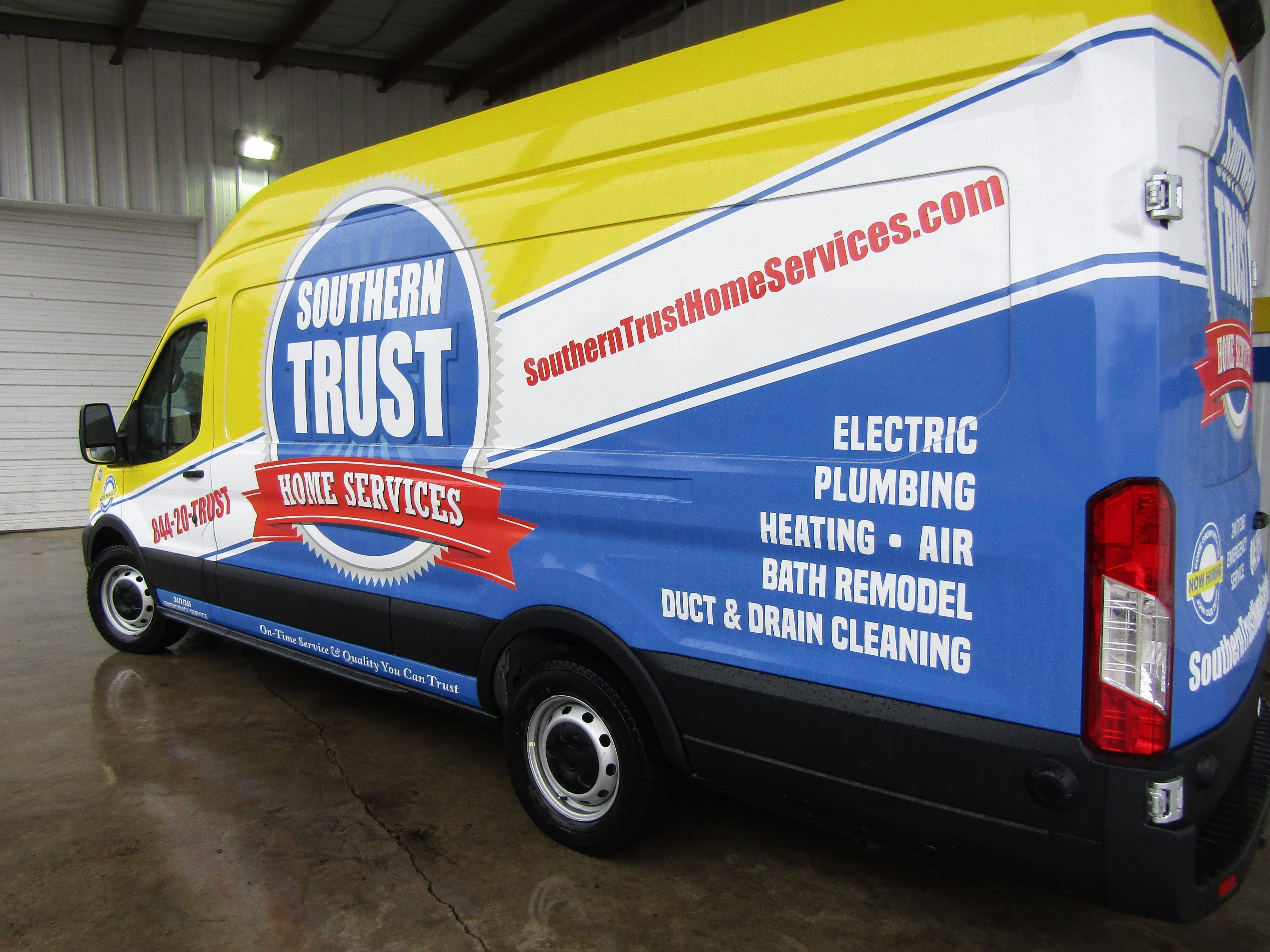 Southern Trust Truck
